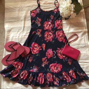 Dresses & Skirts - NWT - Spring Floral Dress 💐
